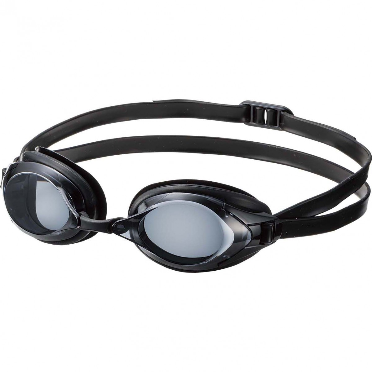 SWANS optische Schwimmbrille FO-2-OP schwarz get/önte Schwimmbrille f/ür Kurzsichtige