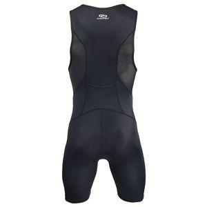 Aropec Triathlon Einteiler evolution black Herren – Bild 3