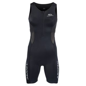 Aropec Triathlon Einteiler evolution black Damen – Bild 2