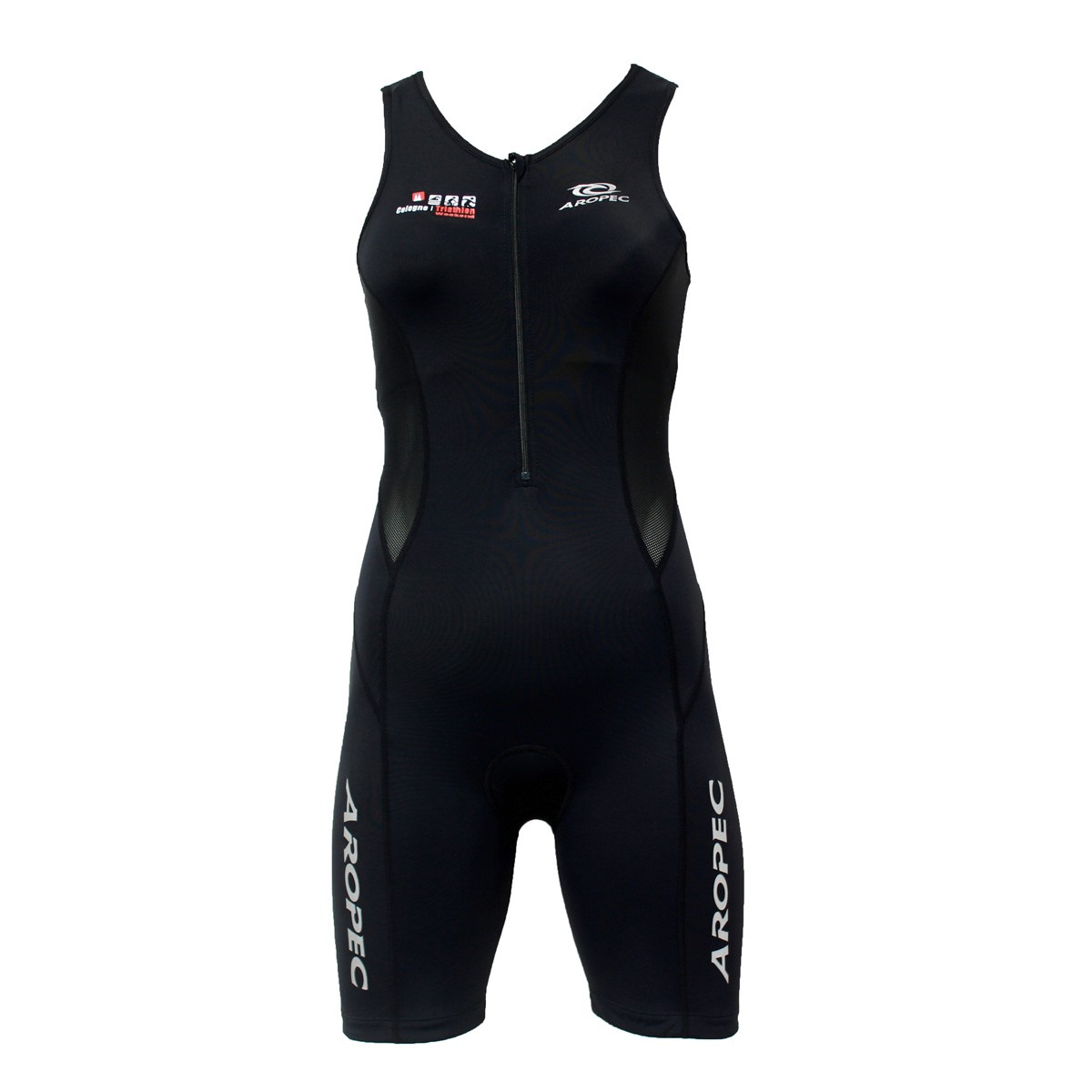 Aropec evolution black Triathlon Einteiler Damen - CTW Edition