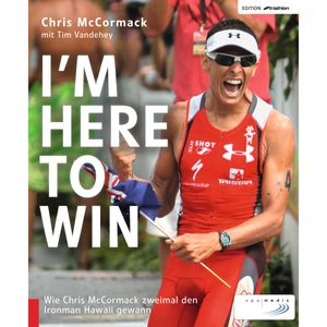 "Chris McCormack: ""I´m Here to Win"""