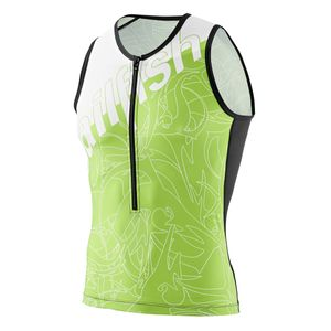 Sailfish Mens Tritop Spirit - Triathlon Shirt Herren – Bild 2