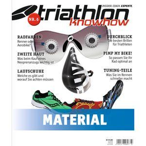 triathlon knowhow Nr. 6: Material