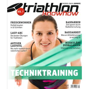 triathlon knowhow Nr. 7: Techniktraining