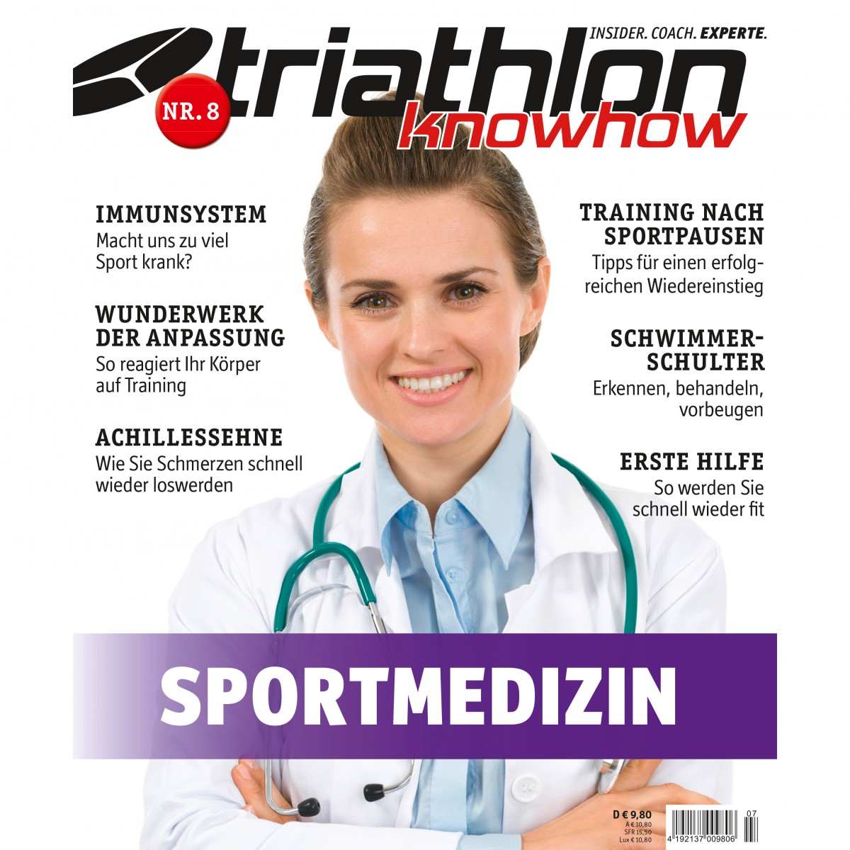 triathlon knowhow Nr. 6: Material