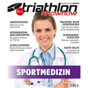 triathlon knowhow Nr. 8: Sportmedizin