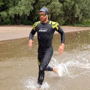 ZAOSU Z-Training Neoprenanzug Triathlon Herren – Bild 3