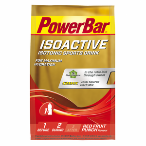 Powerbar Isoactive Isotonic Sports Drink - 33g Portionspackung