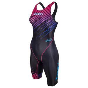 ZAOSU Wettkampf Schwimmanzug Z-Purple Rain