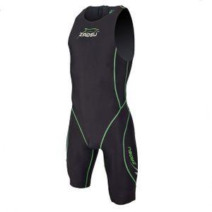 ZAOSU Freiwasserschwimmanzug Z-Black knielang - Herren – Bild 1