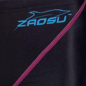 ZAOSU Wettkampf-Schwimmhose Z-Purple Rain – Bild 5