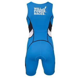 Aropec Triathlon Einteiler Damen - Willpower Races Edition – Bild 3