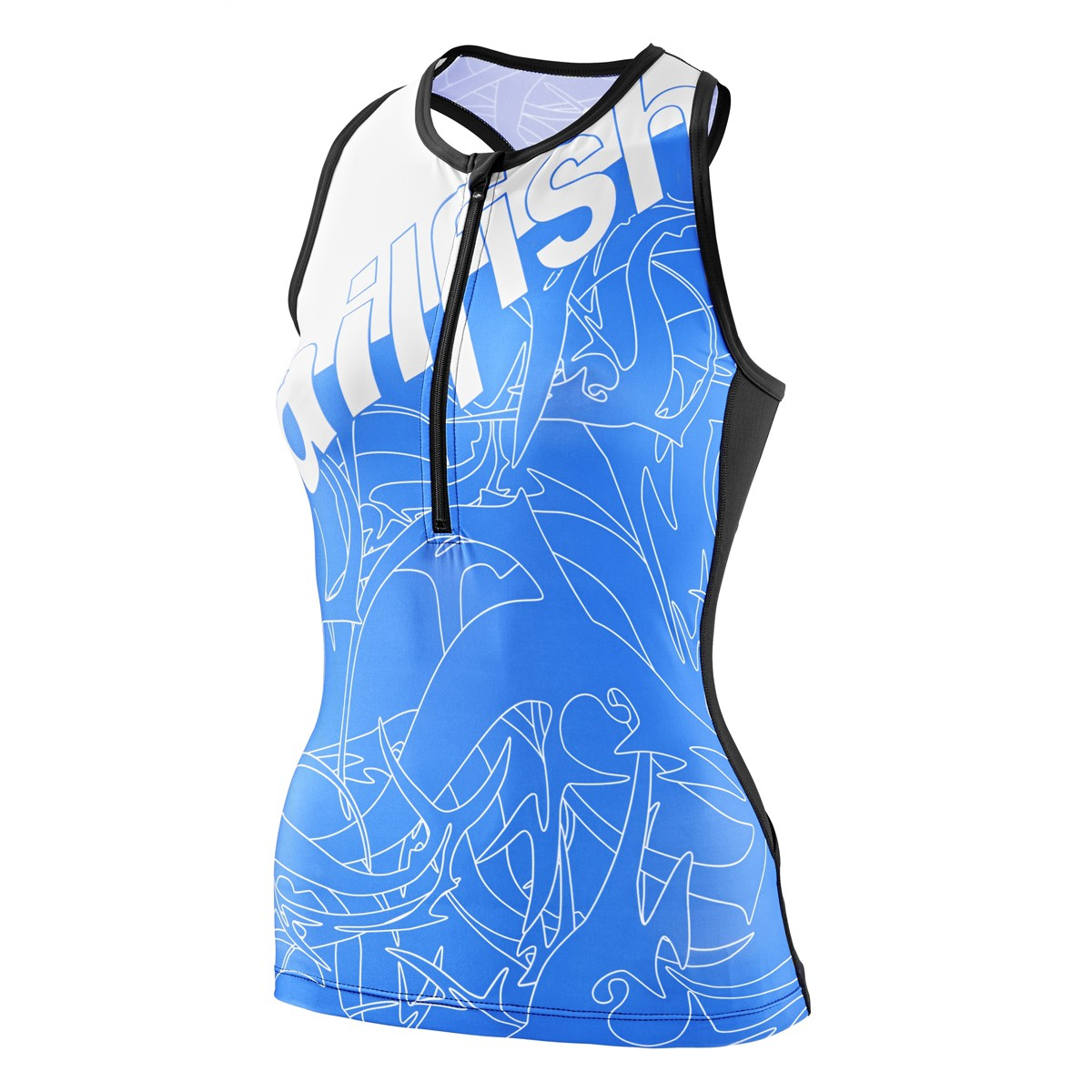 Sailfish Womens Tritop Spirit - Triathlon Shirt Damen