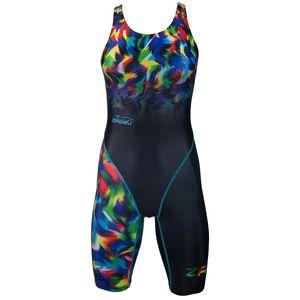 ZAOSU Wettkampf-Schwimmanzug Z-Rainbow – Bild 2