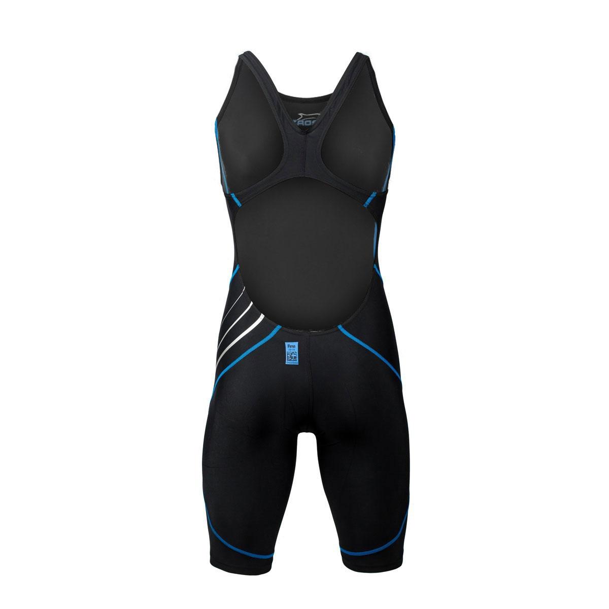 41dcdacb4d2355 ZAOSU Wettkampf-Schwimmanzug Z-Black – Bild 7