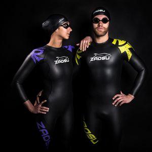 ZAOSU Z-Training Neoprenanzug Triathlon Damen – Bild 2