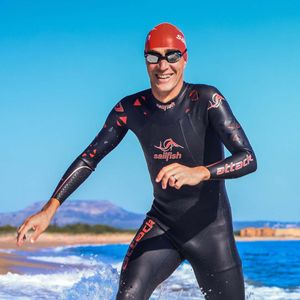 Sailfish Wetsuit Attack - Triathlon Neoprenanzug Herren  – Bild 3