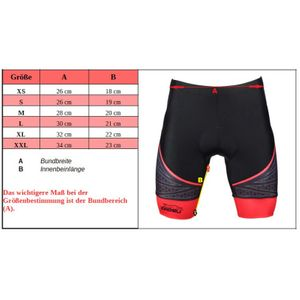 ZAOSU Z-Team Endurance Bike Short - Radhose – Bild 2