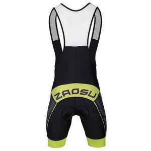 ZAOSU Z-Team Endurance Bib Short - Radhose mit Trägern – Bild 9