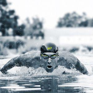 Michael Phelps Wettkampf Schwimmkappe 3D Race Cap – Bild 5