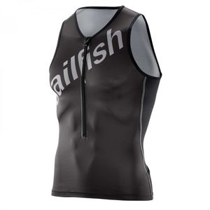 Sailfish Mens Tritop Team - Triathlon Shirt Herren