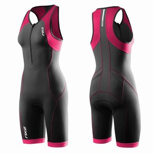 2XU Women´s Active Trisuit - Triathlon Einteiler Damen