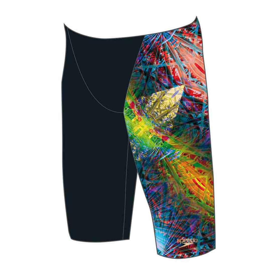 Speedo Koleido Allover Digital Jammer - Schwimmshort