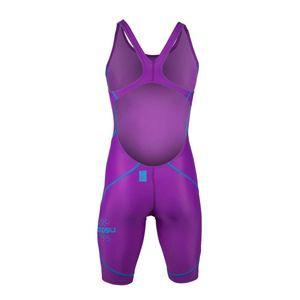 ZAOSU Wettkampf-Schwimmanzug Z-Purple – Bild 4
