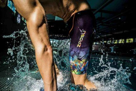 ZAOSU Wettkampf-Schwimmhose Z-Safari – Bild 5