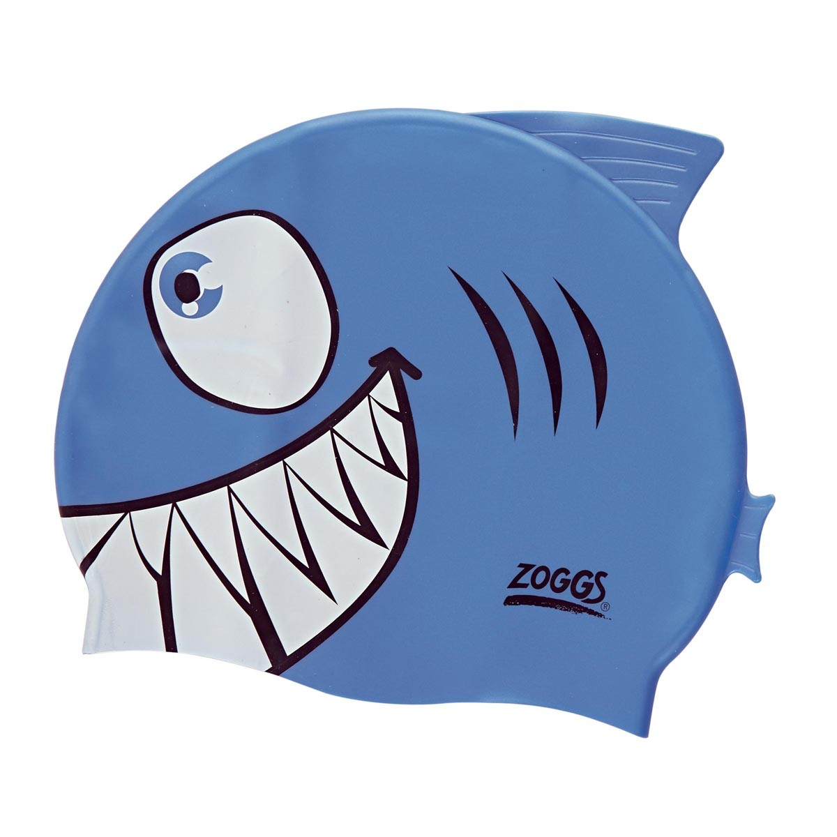 Zoggs Silicone character Cap