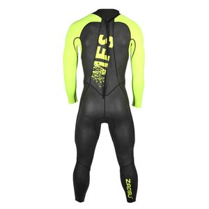 ZAOSU MFS Neoprenanzug Triathlon Herren – Bild 3