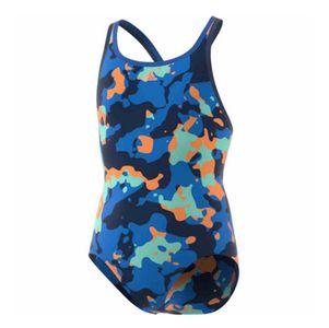 Adidas Youth Allover Schwimmanzug Mädchen