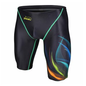 ZAOSU Wettkampf Schwimmhose Z-Feather Fire Junior