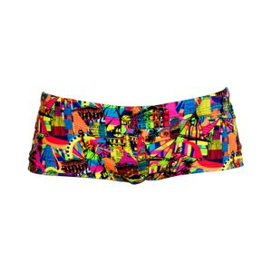 Funky Trunks Sight See Trunks Classic  - Schwimmhose Herren