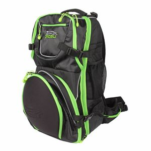 ZAOSU Transition Bag Elite - Triathlon Rucksack mit Helmfach