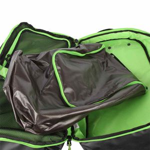 ZAOSU Transition Bag Elite - Triathlon Rucksack mit Helmfach – Bild 6