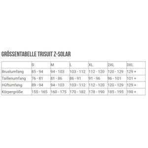 ZAOSU Trisuit Z-Solar - Triathlon Einteiler Herren – Bild 4