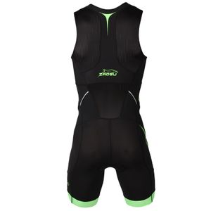 ZAOSU Trisuit Z-Solar - Triathlon Einteiler Herren – Bild 3
