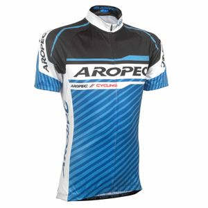 Aropec Cycling Top Galaxy - Radtrikot Herren – Bild 6