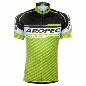 Aropec Cycling Top Galaxy - Radtrikot Herren – Bild 2