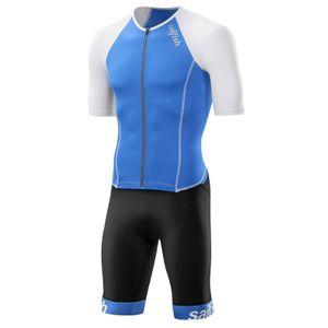 Sailfish Aerosuit Comp (blau) - Triathlonanzug Herren