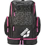 Arena Spiky 2 Large Backpack - 40 Liter Rucksack Black X-Pivot 001