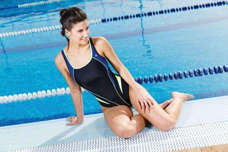 Aqua Sphere Lita - Schwimmanzug Damen – Bild 4