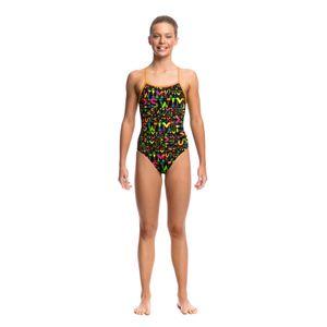 Funkita Badeanzug Mädchen Night Swim – Bild 2