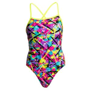 Funkita Badeanzug Damen Spray On