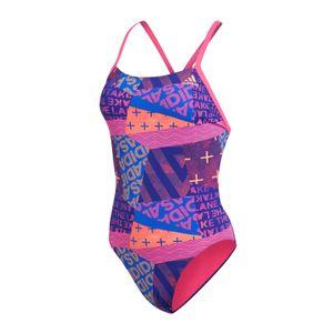 Adidas Allover Print Training Suit - Schwimmanzug Damen
