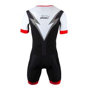 ZAOSU Aerosuit Full Zip - Trisuit Herren – Bild 3