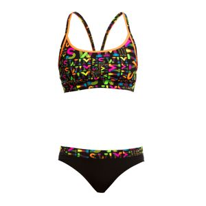 Funkita Schwimmbikini Damen Night Swim