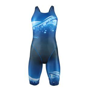 ZAOSU Wettkampf Schwimmanzug Z-Wave