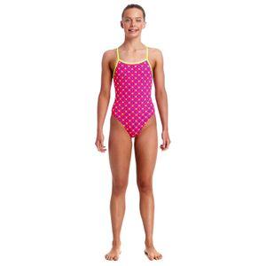 Funkita Badeanzug Mädchen Daisy Dots